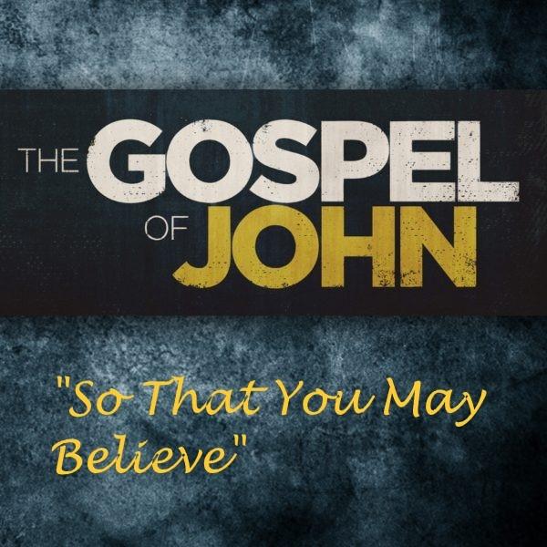 The Gospel of John Series, John 10,