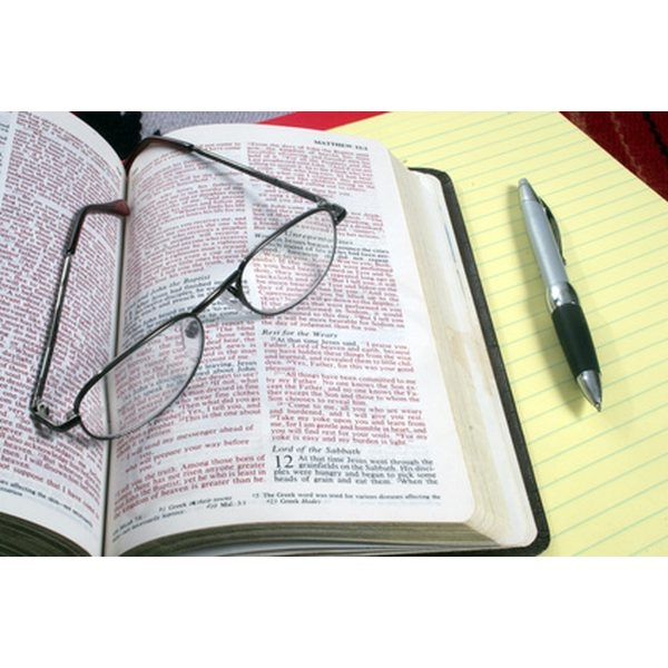 Online Bible Study - Romans 8